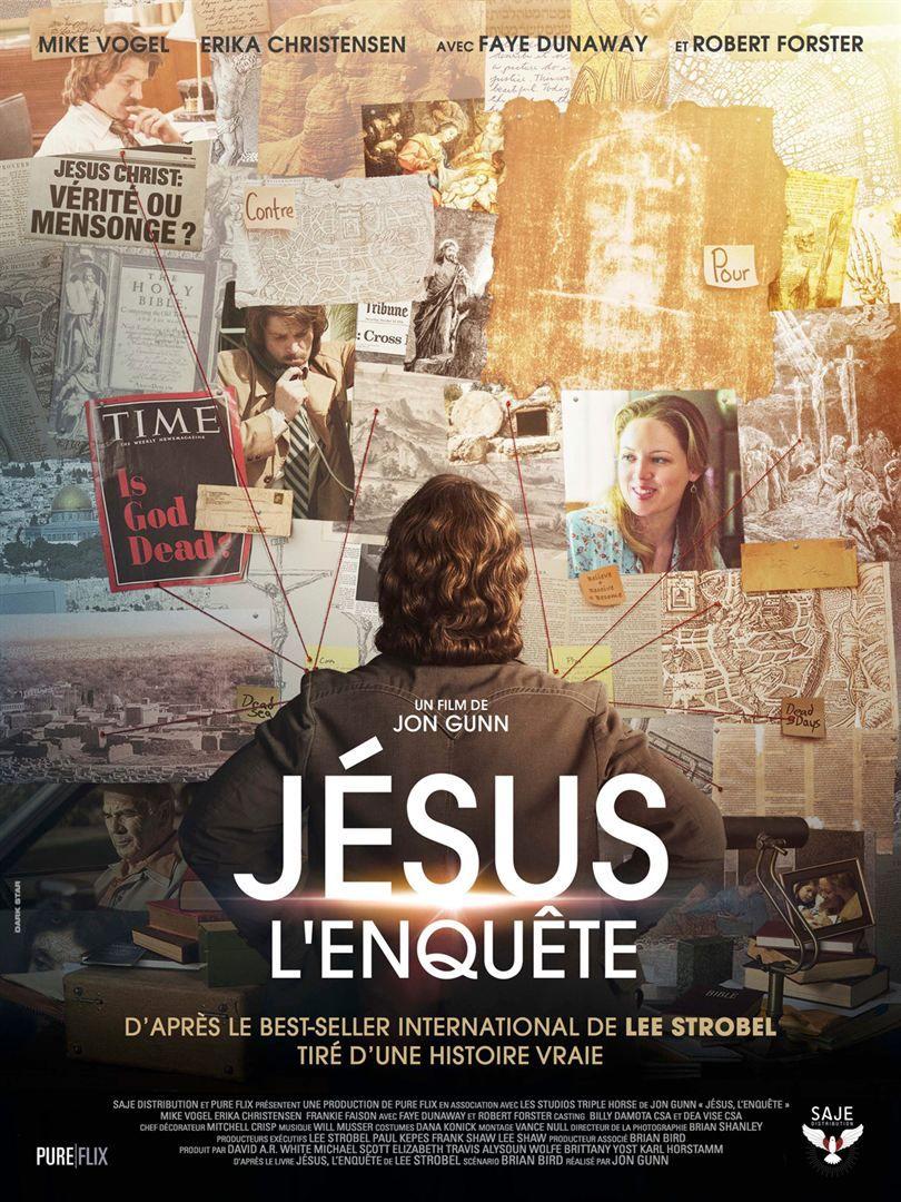 Jésus, l'enquête - Film (2018)