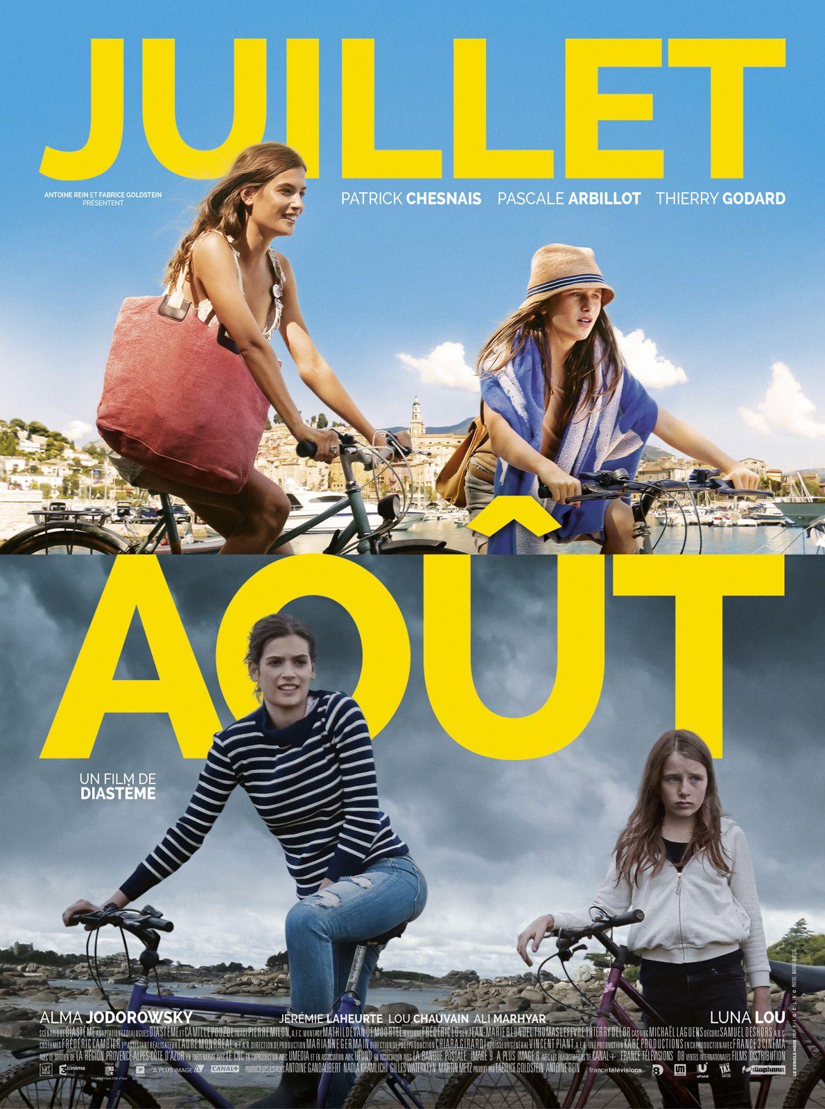 Juillet-Août - Film (2016)