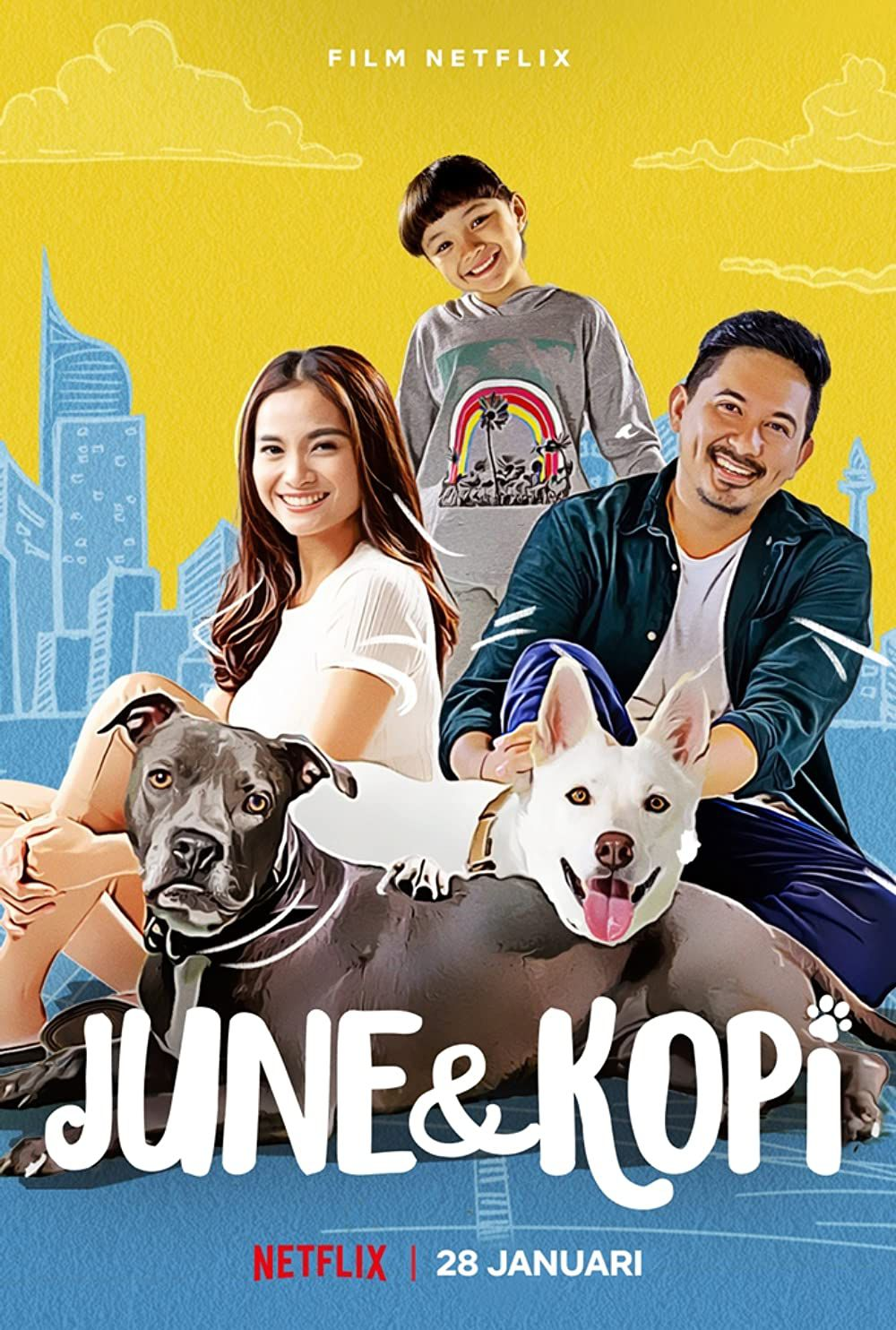 June & Kopi - Film (2021)