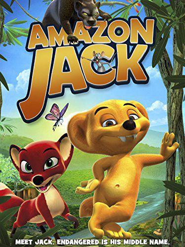 Jungle Jack 3 - Long-métrage d'animation (2007)