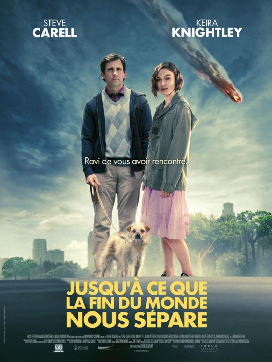 Jusqu'à ce que la fin du monde nous sépare - Film (2012)