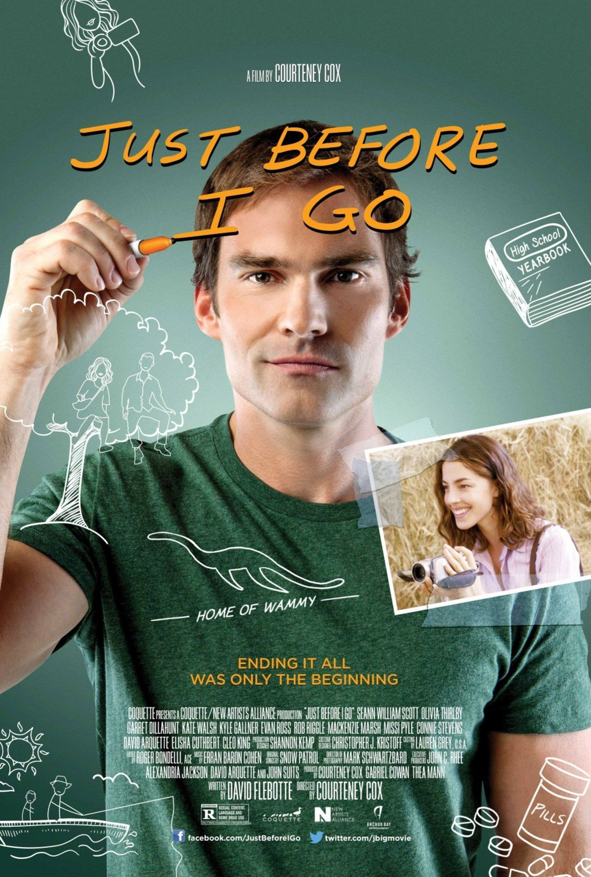 Just Before I Go - Film (2014)