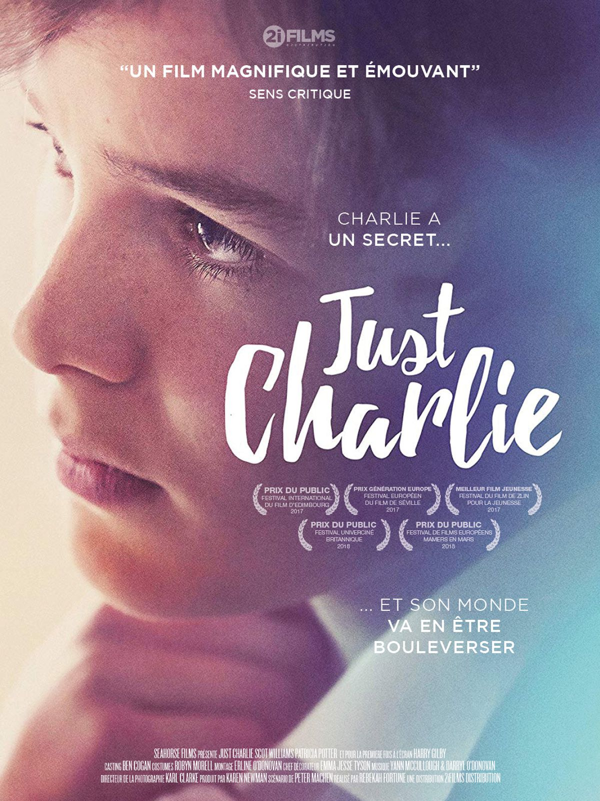 Just Charlie - Film (2019)