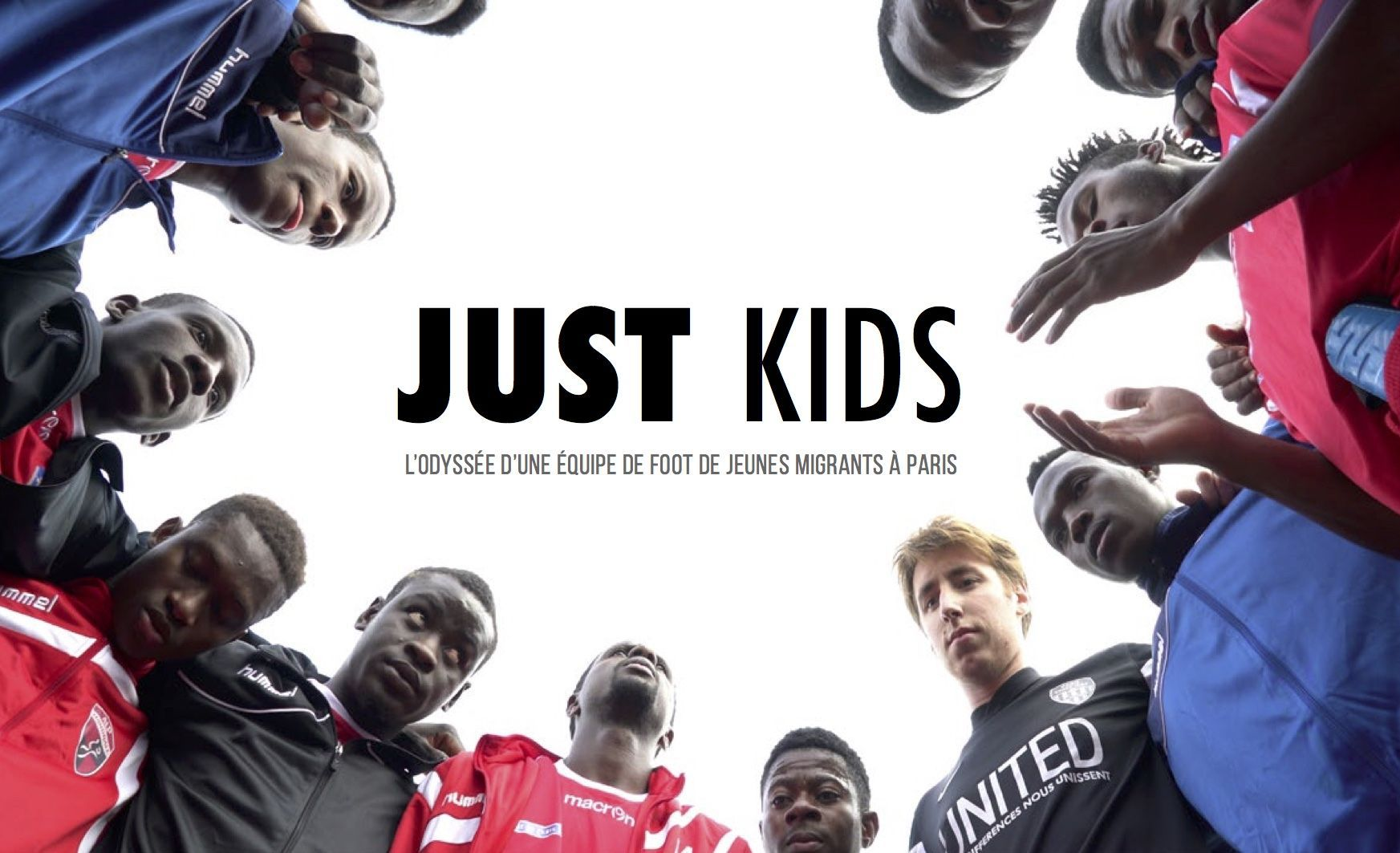 Just Kids - Documentaire (2018)