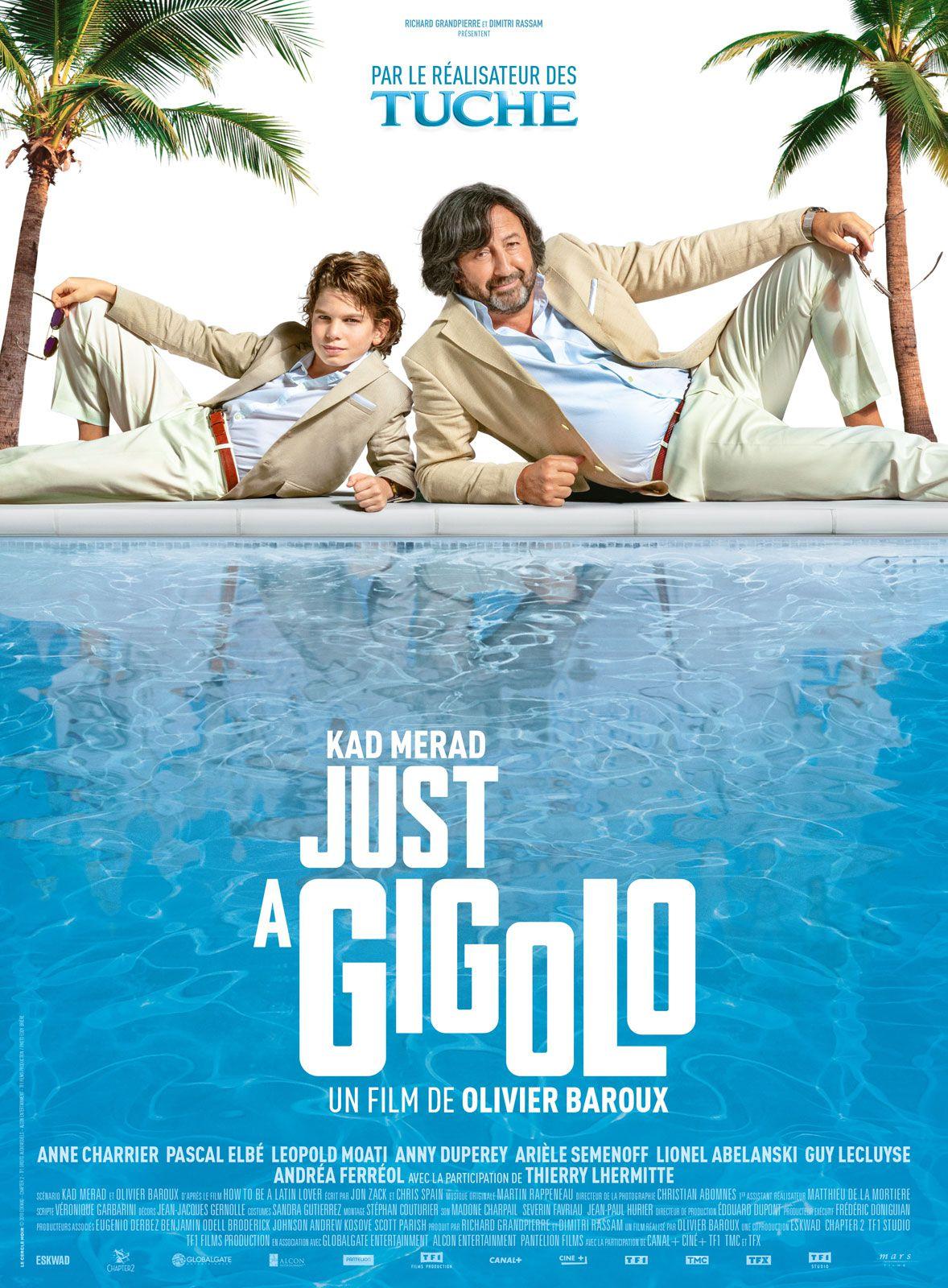 Just a Gigolo - Film (2019)