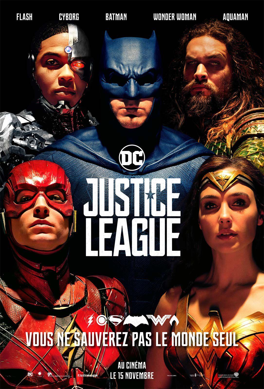 Justice League - Film (2017)