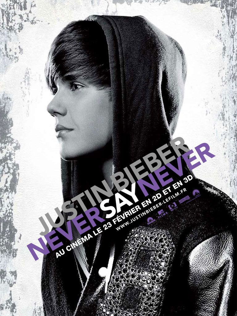Justin Bieber : Never Say Never - Documentaire (2011)