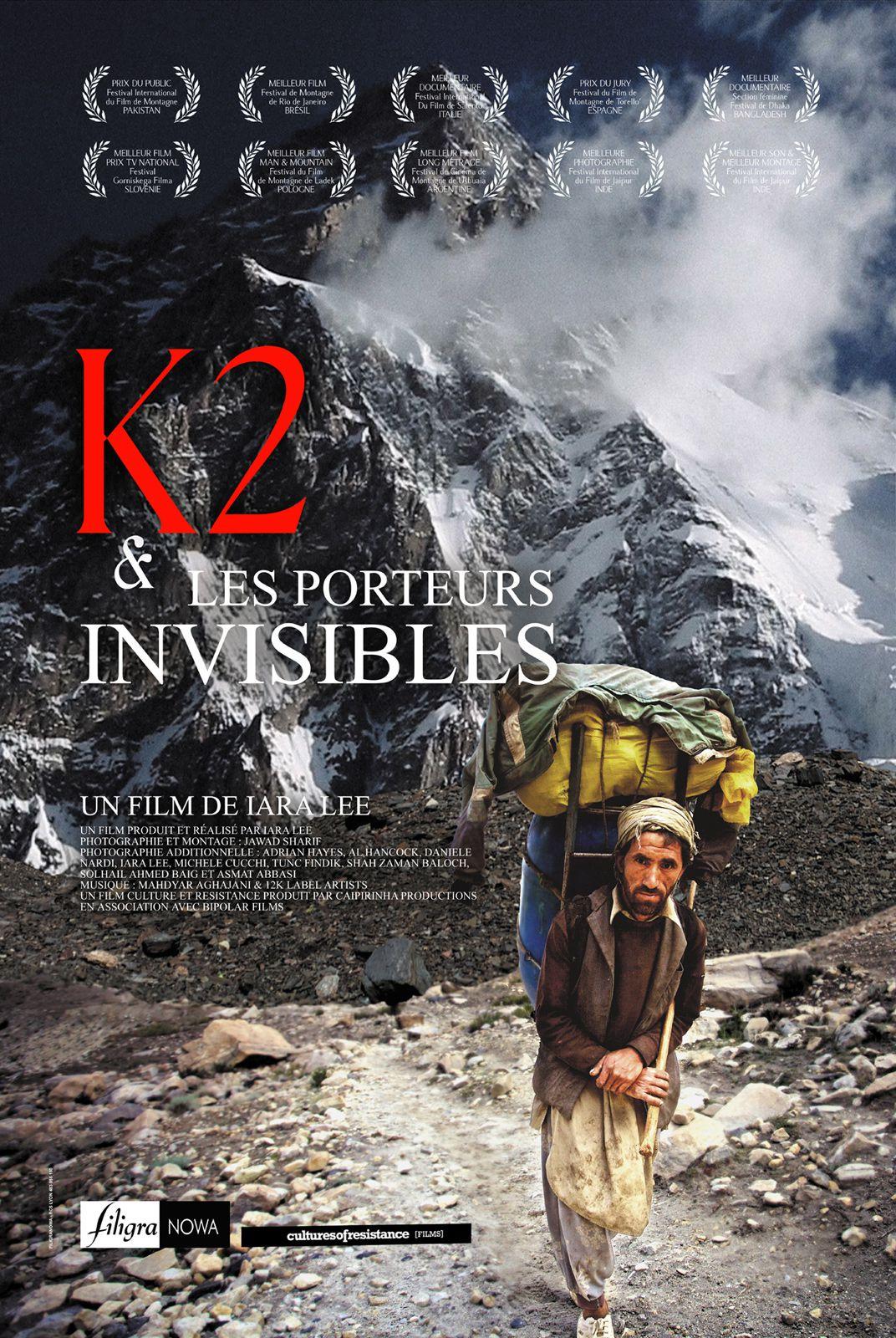 K2 et les porteurs invisibles - Documentaire (2015)