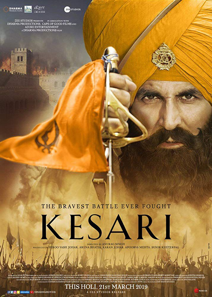 KESARI - Film (2019)
