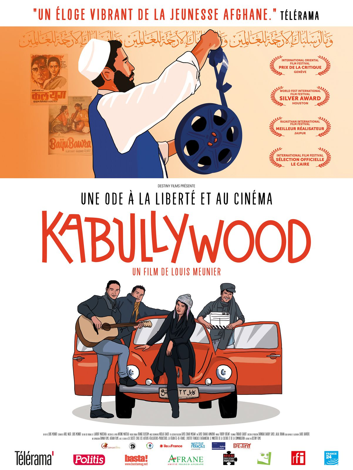 Kabullywood - Film (2019)