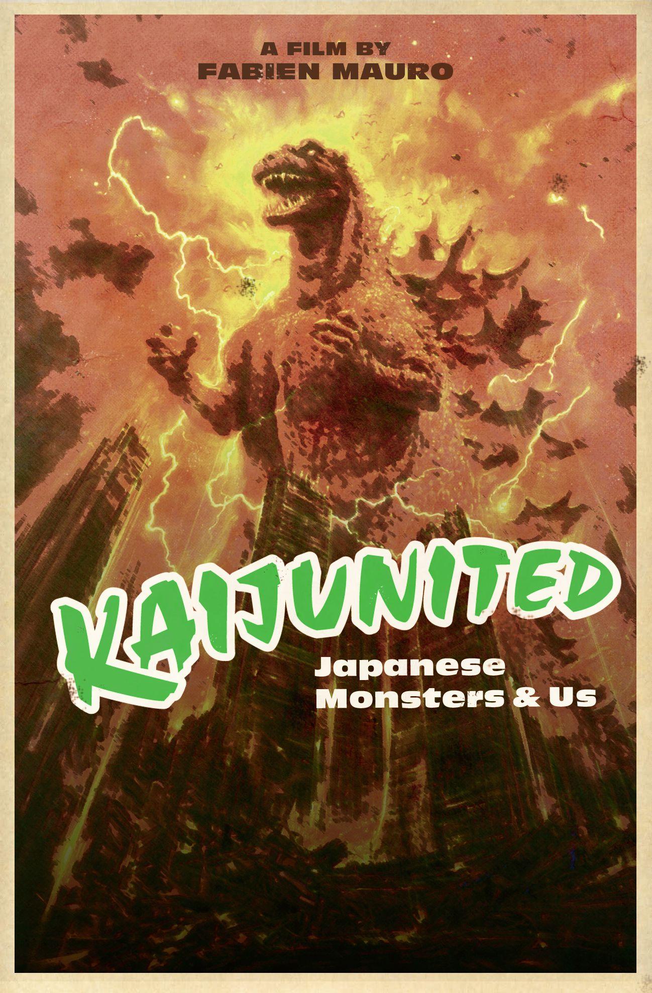 Kaijunited : le Japon, les Monstres et Nous - Documentaire (2013)