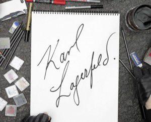 Karl Lagerfeld se dessine - Documentaire (2013)