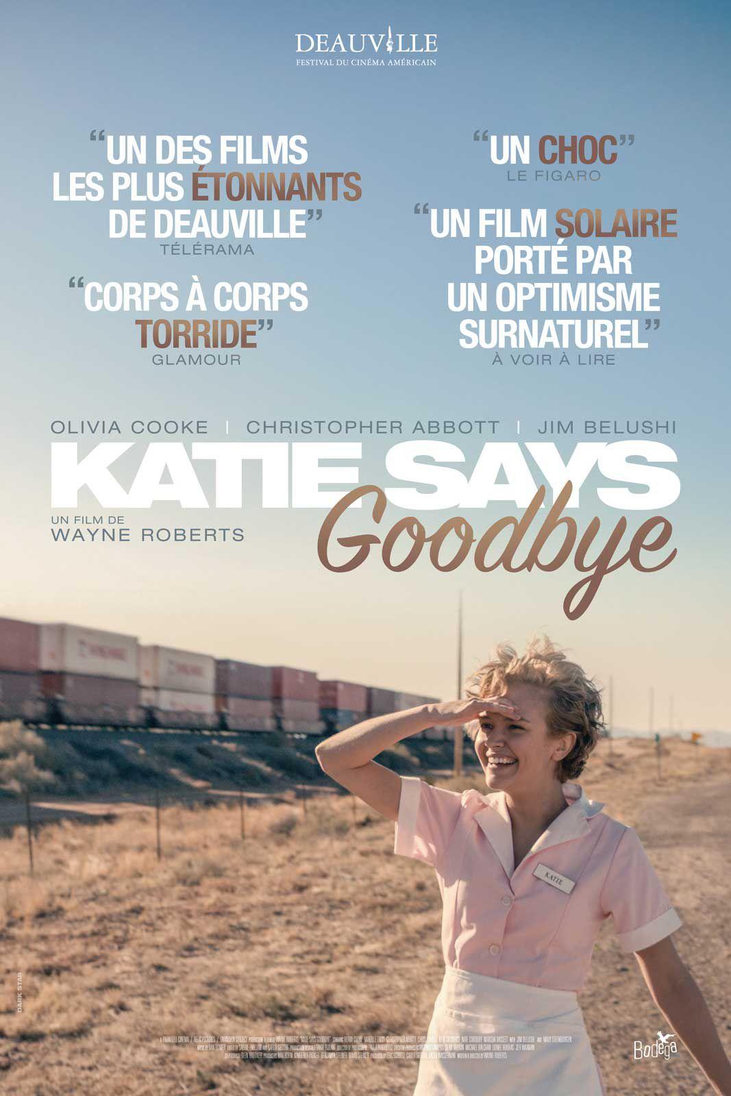 Katie Says Goodbye - Film (2018)
