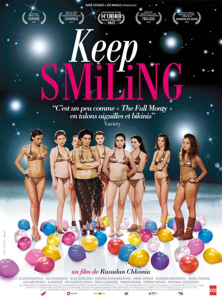 Keep Smiling - Film (2013)