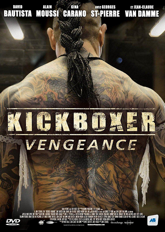 Kickboxer : Vengeance - Film (2016)