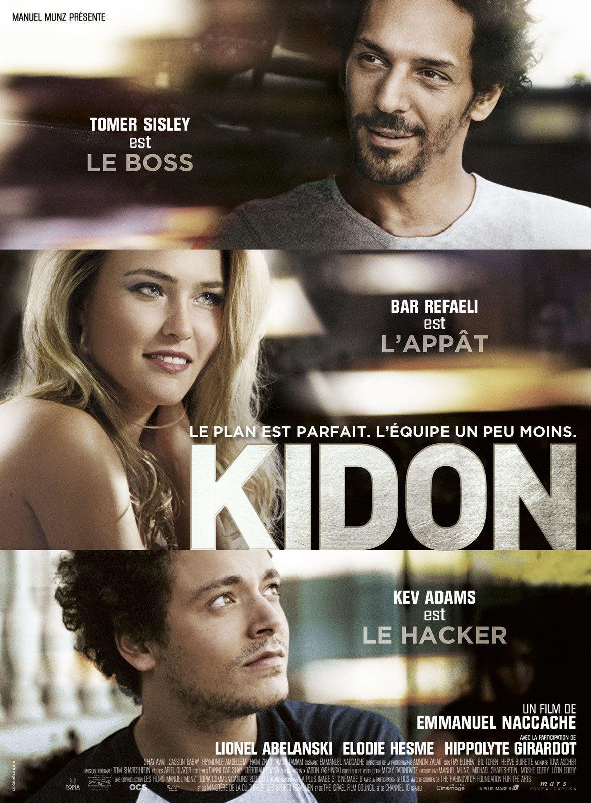 Kidon - Film (2014)
