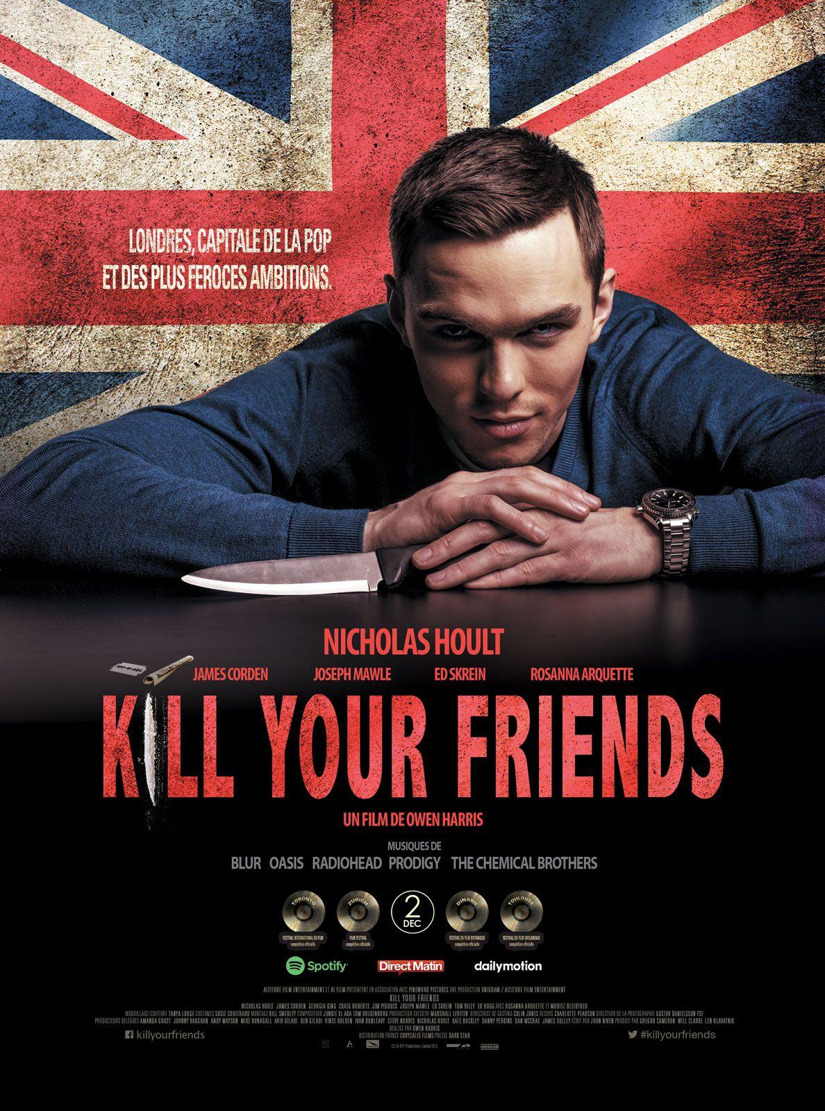 Kill Your Friends - Film (2015)
