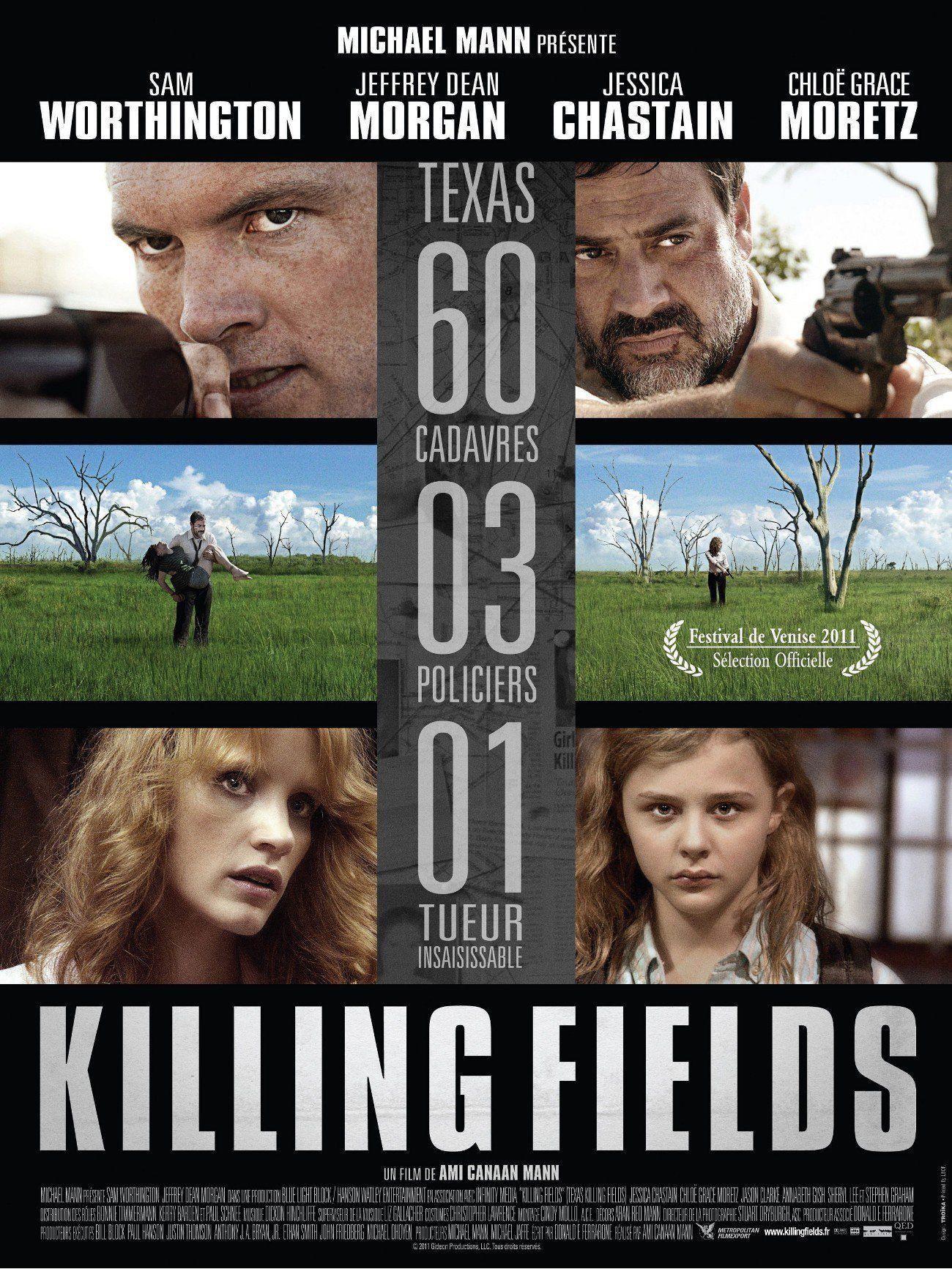 Killing Fields - Film (2011)