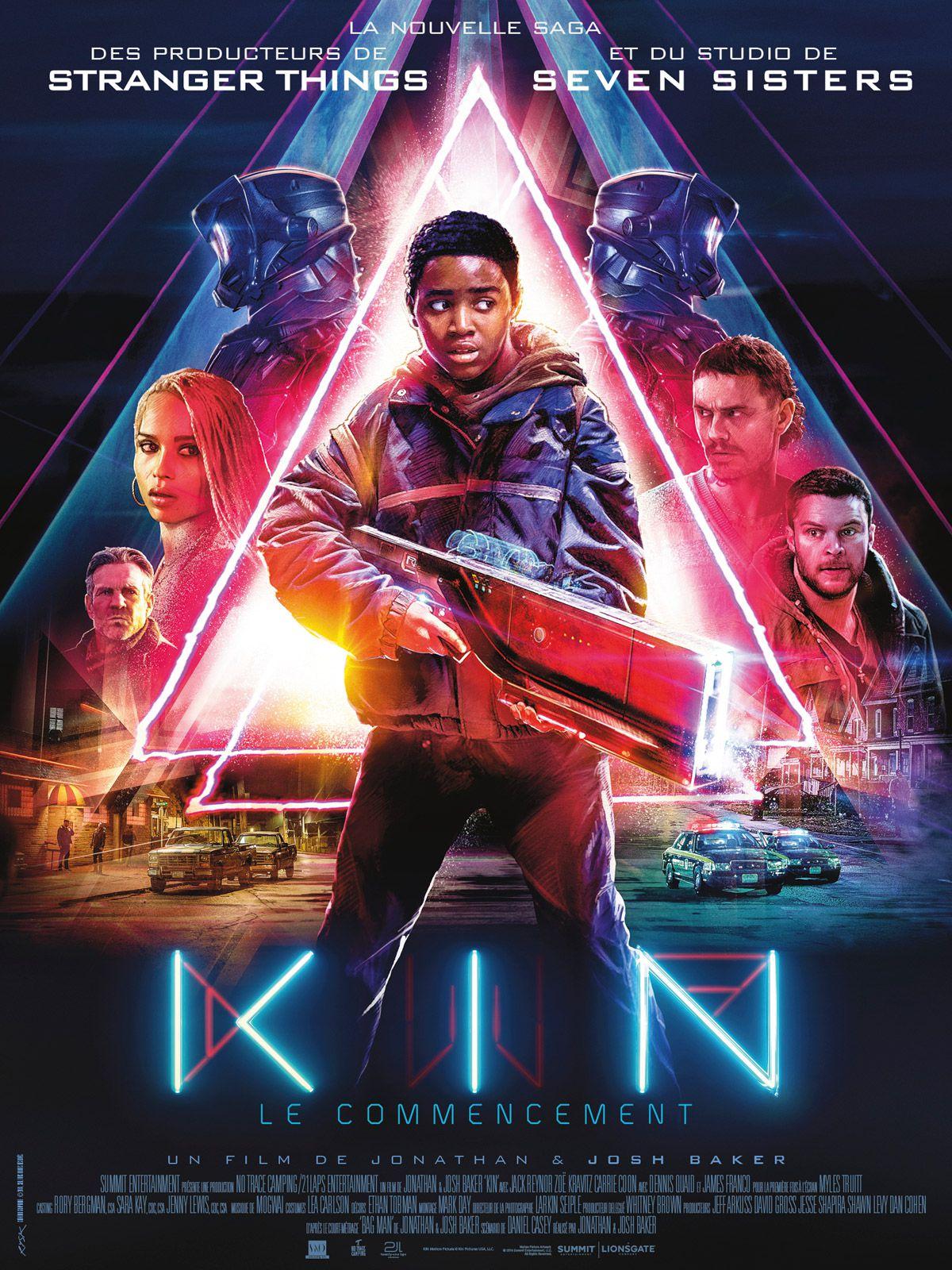 Kin : Le Commencement - Film (2018)