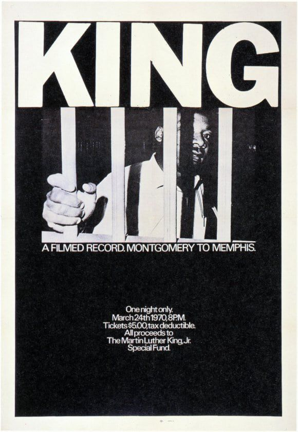 King : De Montgomery à Memphis - Documentaire (1970)