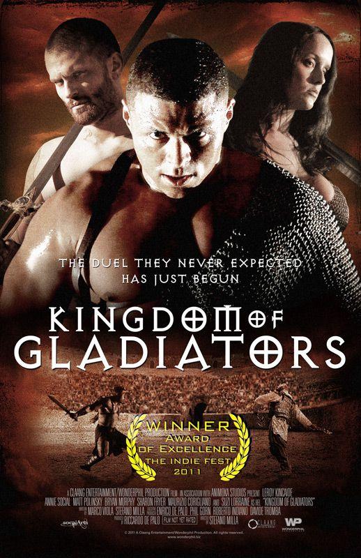 Kingdom of Gladiators - Film (2011)