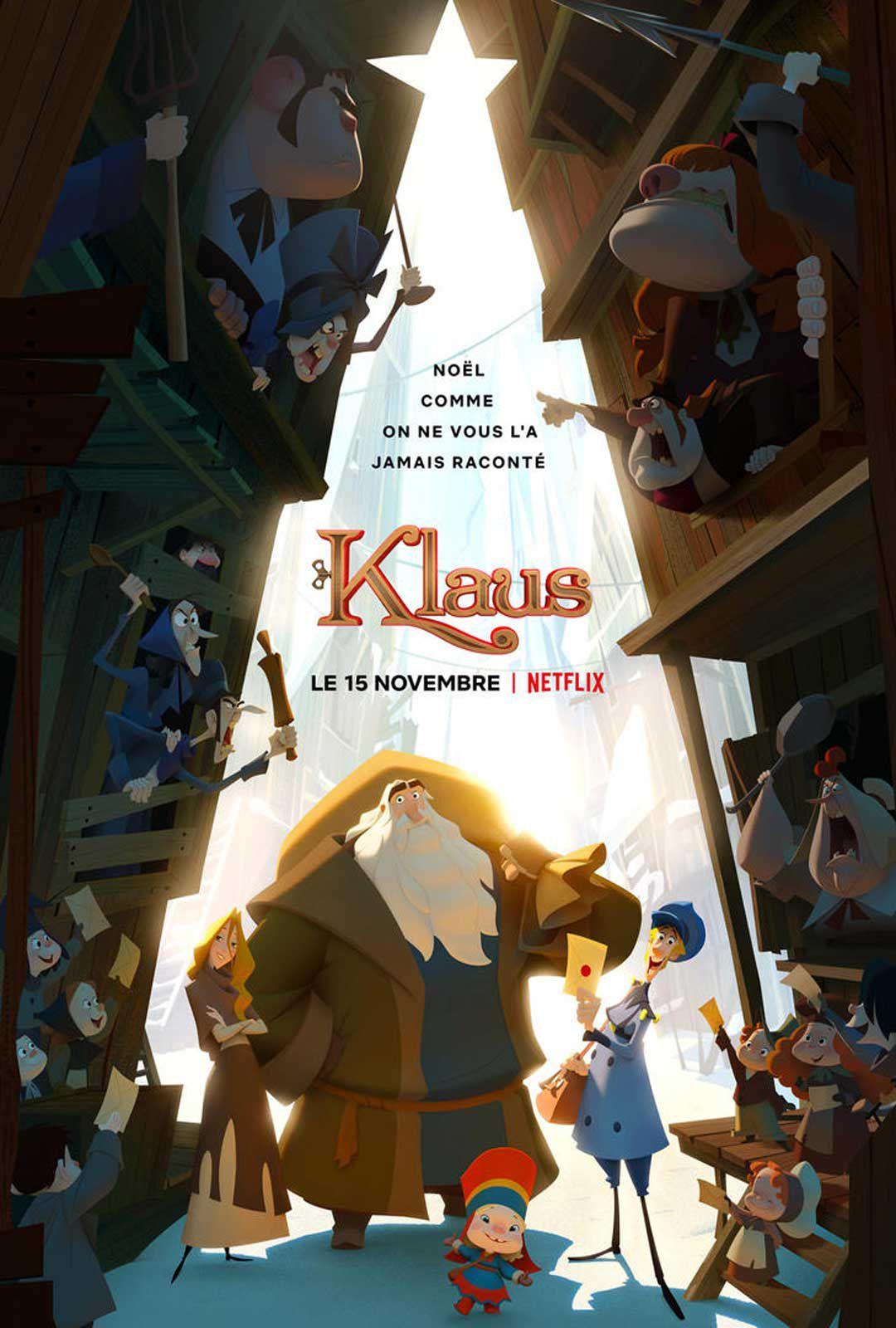 Klaus - Long-métrage d'animation (2019)