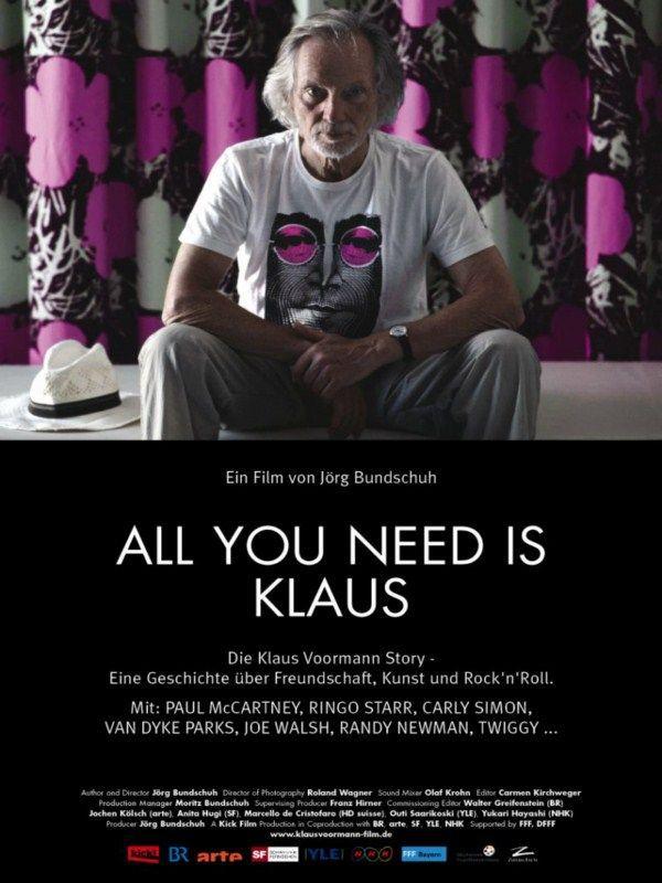 Klaus Voormann, le cinquième garçon dans le vent - Documentaire (2010)