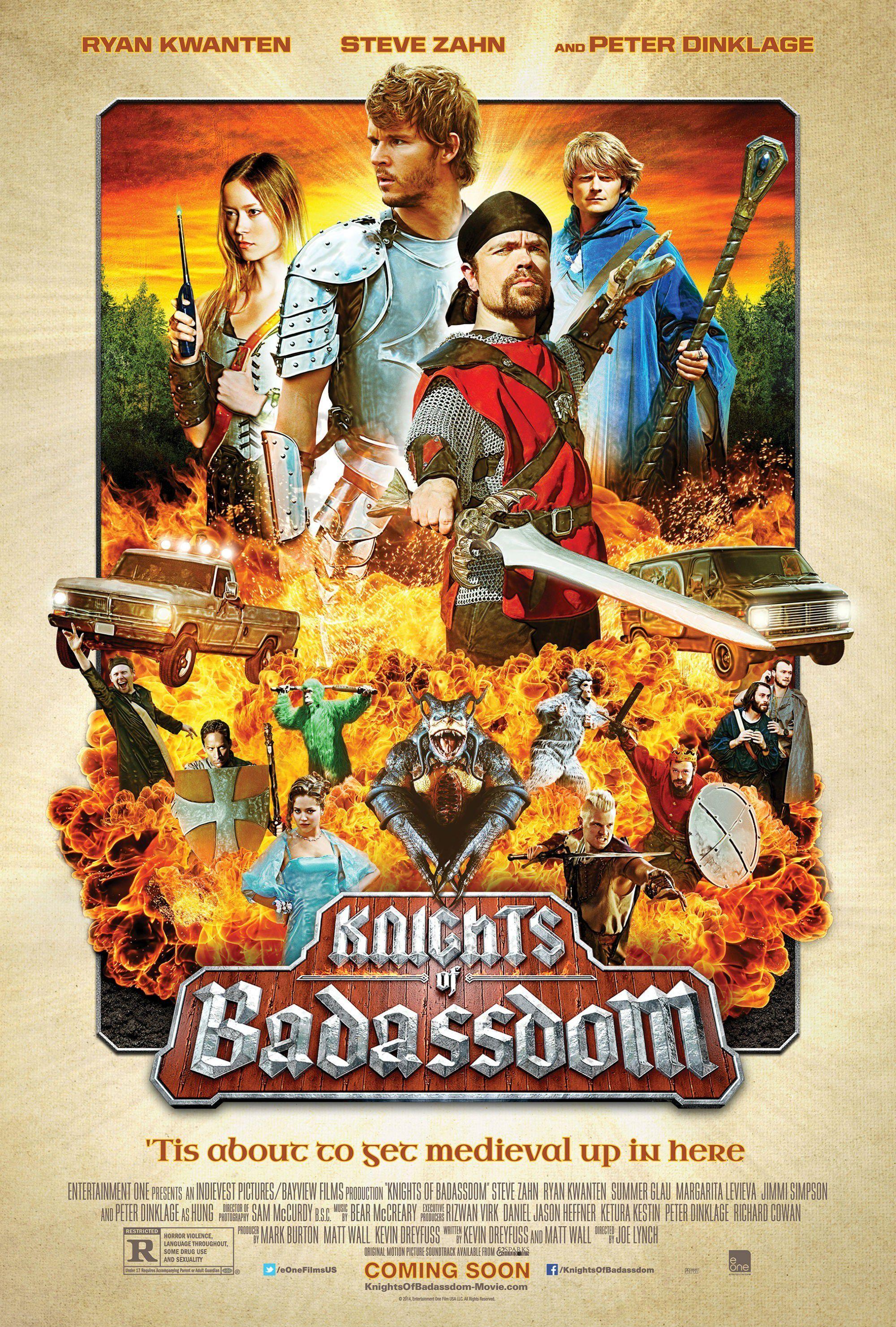 Knights of Badassdom - Film (2013)