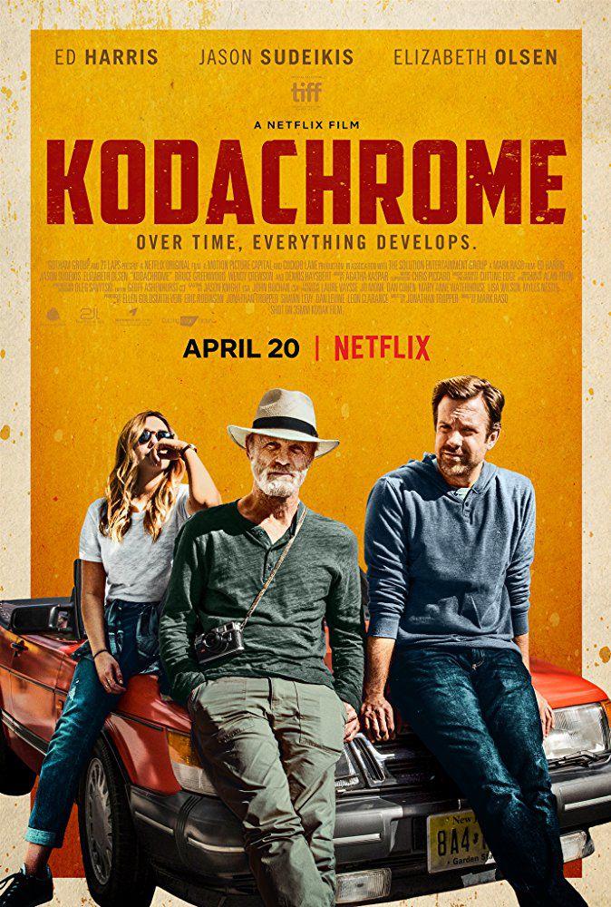 Kodachrome - Film (2018)