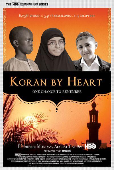 Koran by Heart - Documentaire (2011)