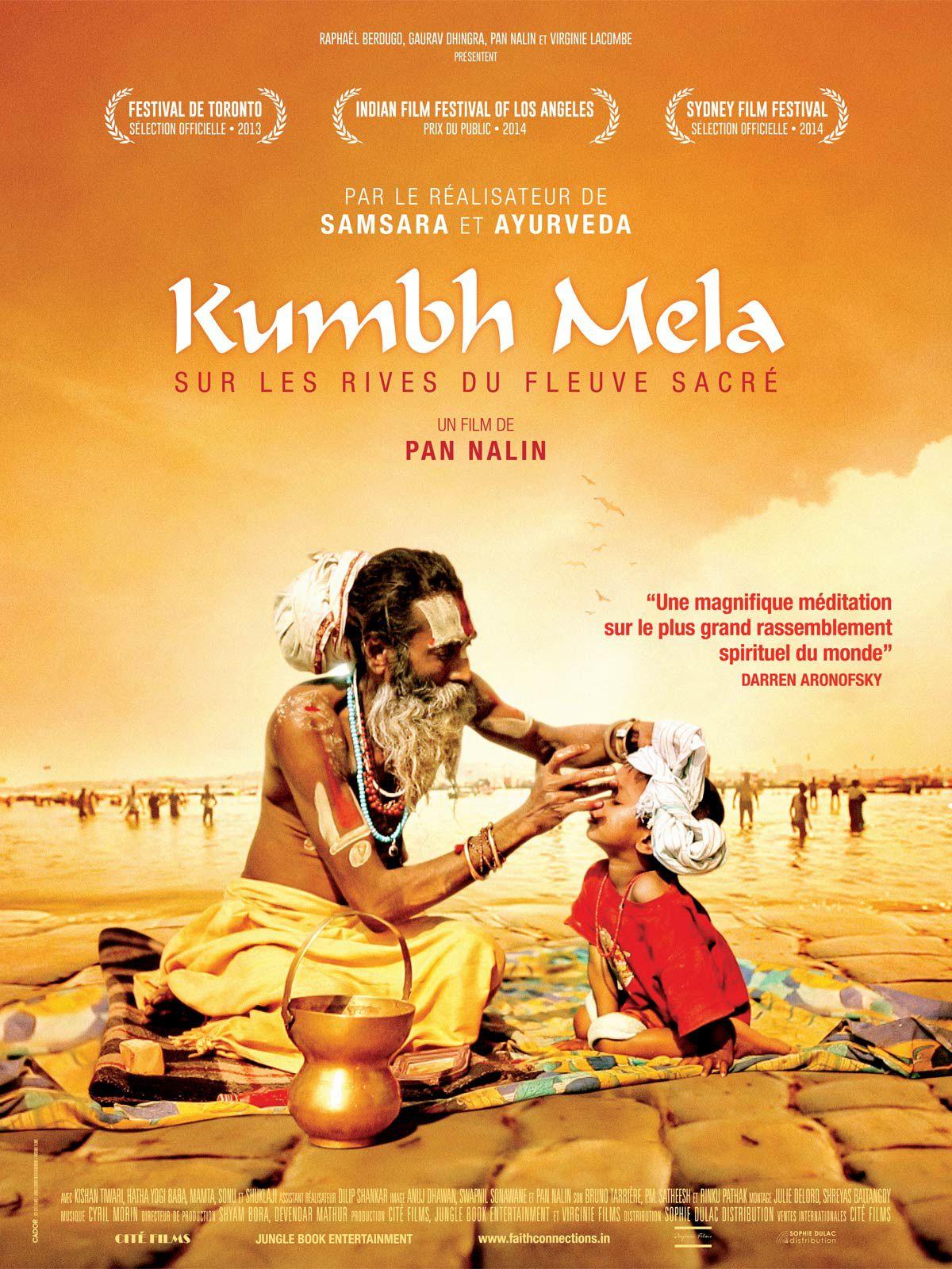 Kumbh Mela, sur les rives du fleuve sacré - Documentaire (2013)