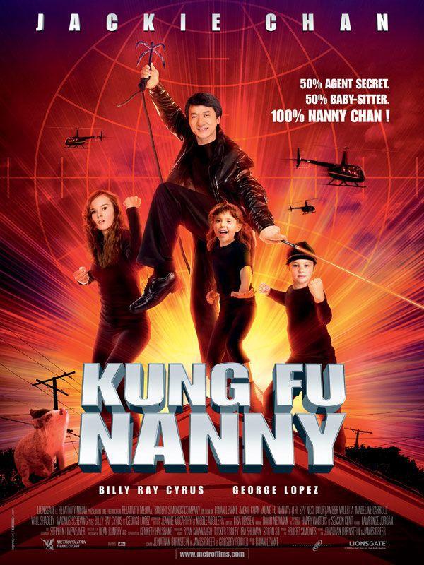 Kung Fu Nanny - Film (2010)
