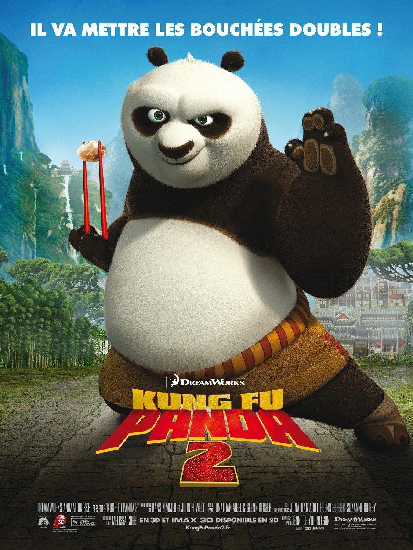 Kung Fu Panda 2 - Long-métrage d'animation (2011)