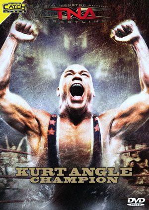 Kurt Angle Champion - Documentaire (2008)