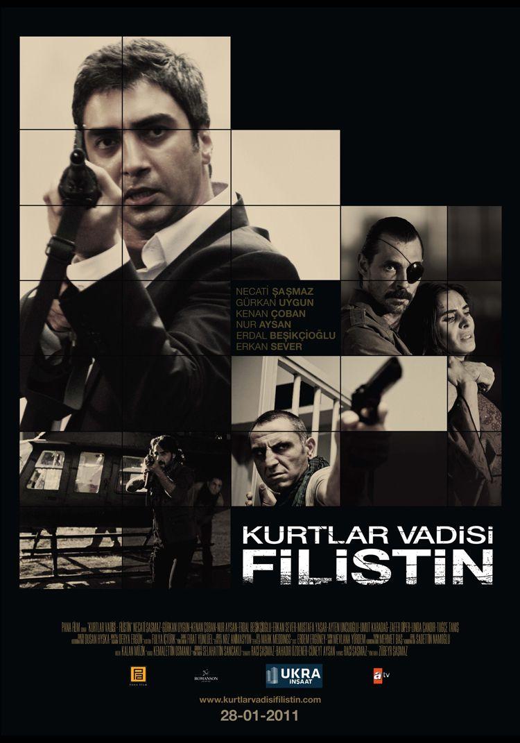 Kurtlar Vadisi Filistin - Film (2011)
