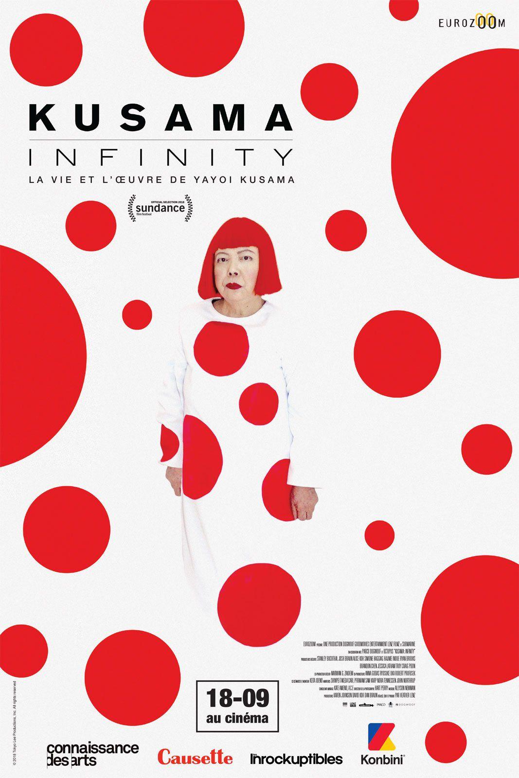 Kusama - Infinity - Documentaire (2019)
