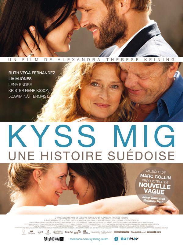Kyss Mig : Une Histoire suédoise - Film (2012)