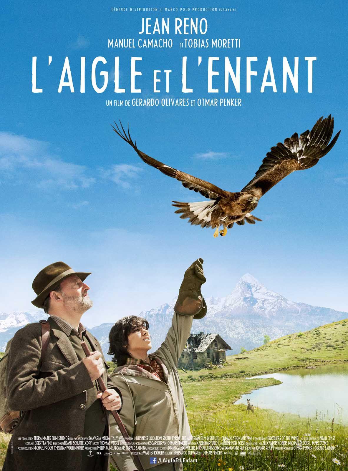 L' Aigle et l'Enfant - Film (2016)
