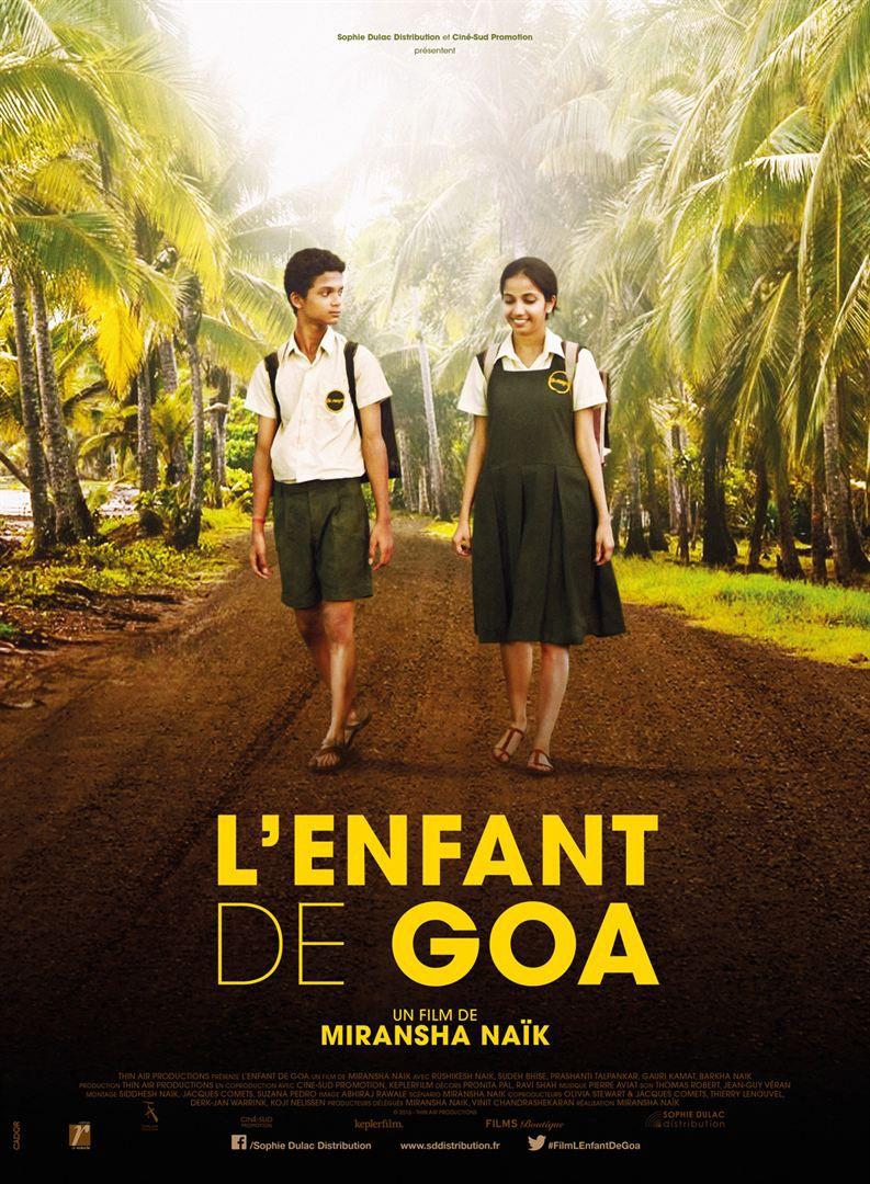 L' Enfant de Goa - Film (2018)