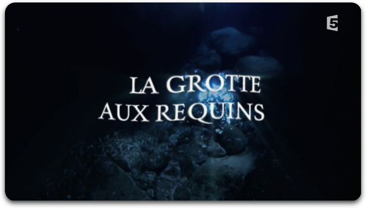 LA GROTTE AUX REQUINS - Documentaire (2013)