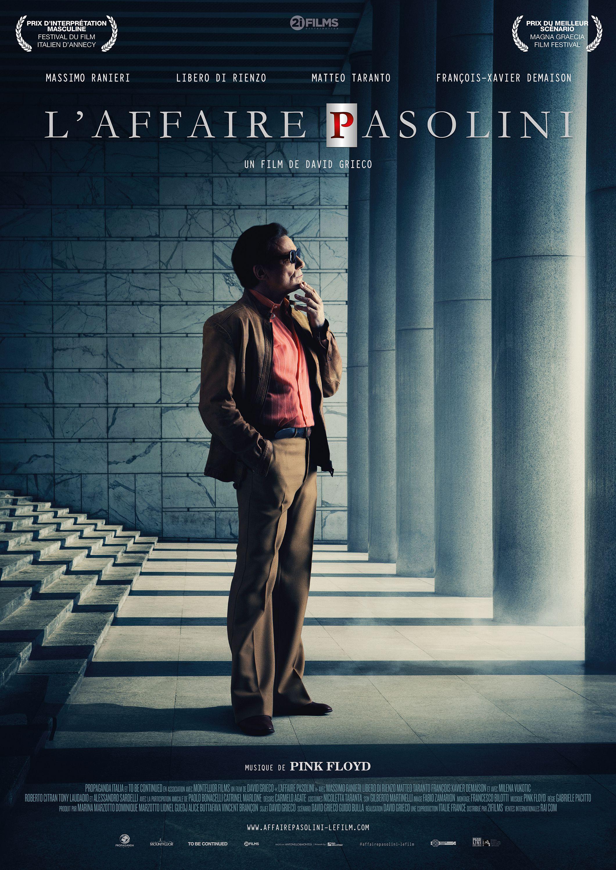 L'Affaire Pasolini - Film (2016)