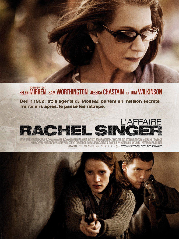 L'Affaire Rachel Singer - Film (2010)