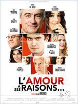 L'Amour a ses raisons - Film (2011)