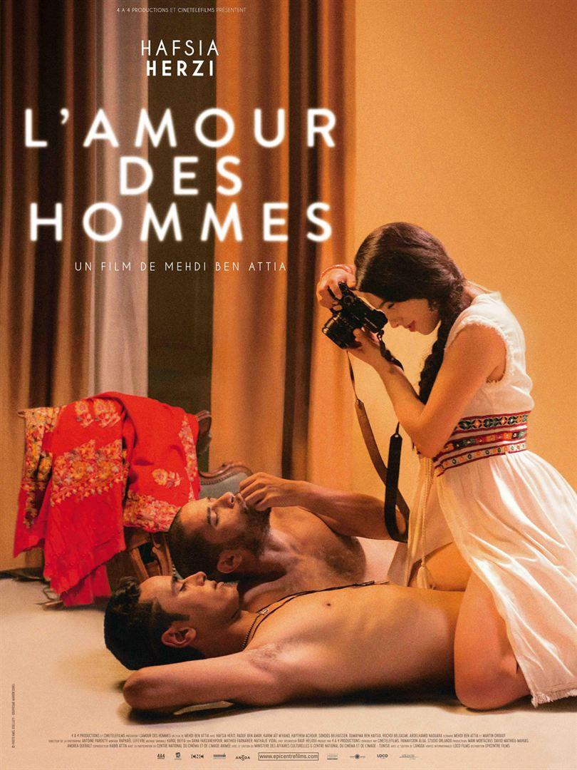L'Amour des hommes - Film (2018)