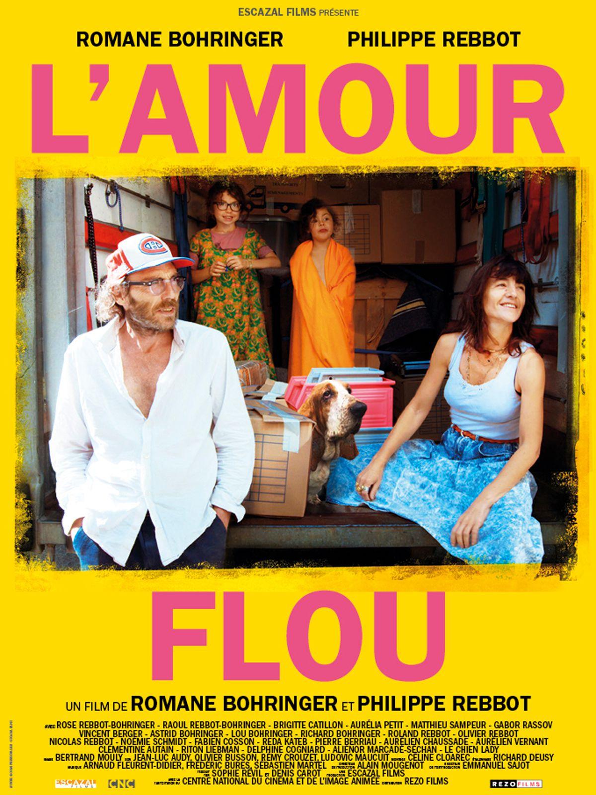 L'Amour flou - Film (2018)