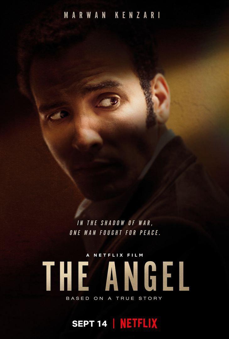 L'Ange du Mossad - Film (2018)
