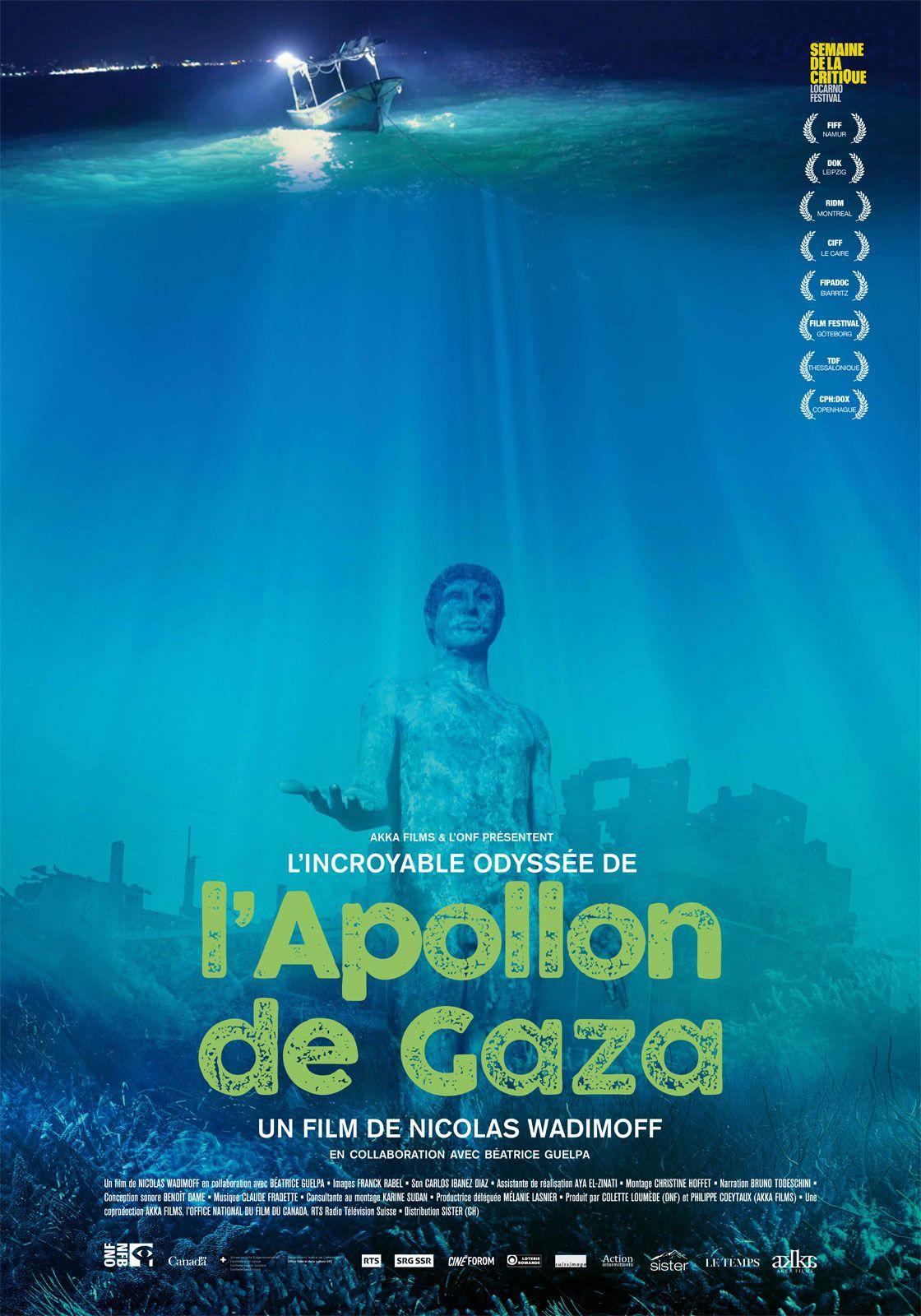 L'Apollon de Gaza - Documentaire (2018)