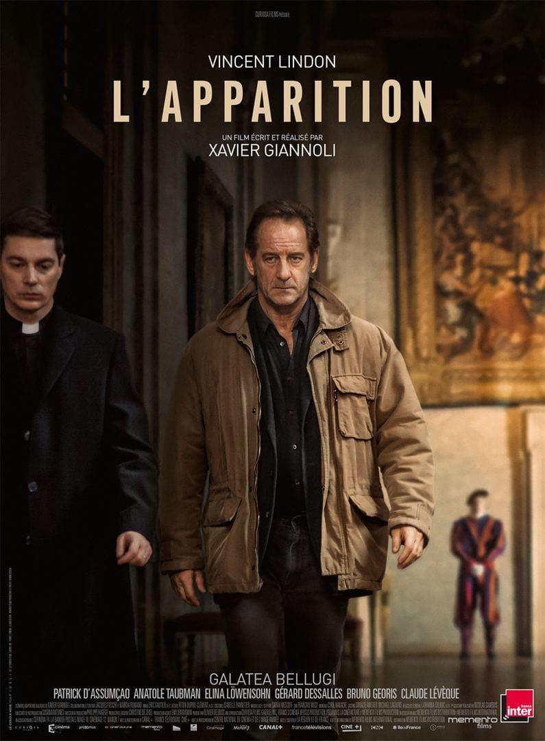 L'Apparition - Film (2018)