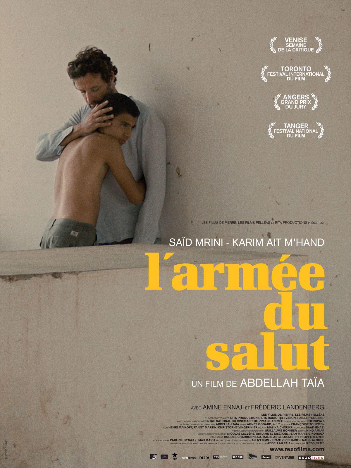 L'Armée du salut - Film (2014)