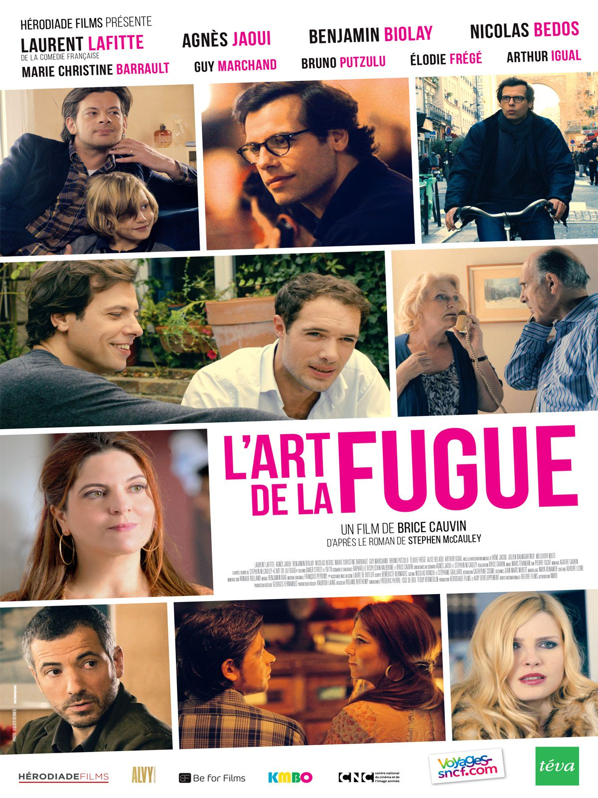 L'Art de la fugue - Film (2015)